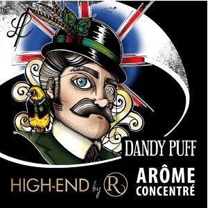 arôme dandy puff de revolute labellevape.fr
