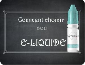 choisir son eliquide le guide labellevape.fr