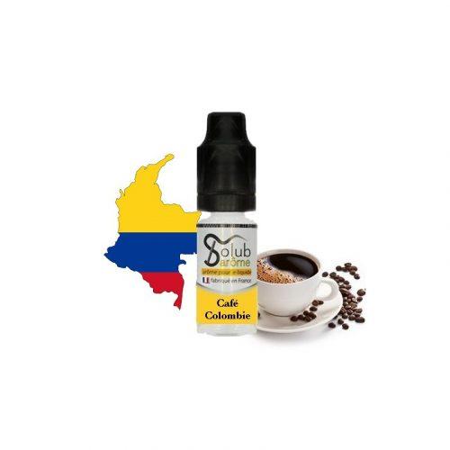arome et liquide solubarome café colombie pas cher
