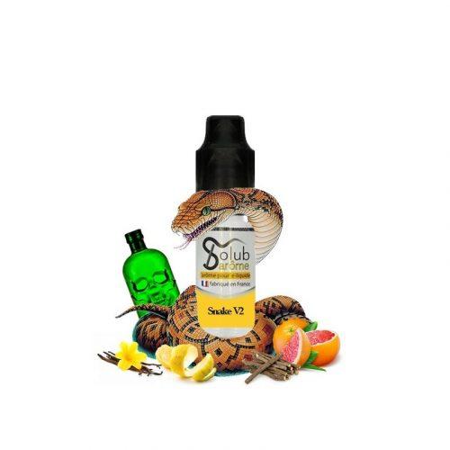 arome et liquide solubarome snake v2 pas cher