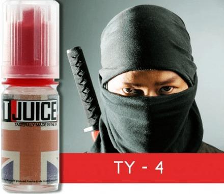 Ty4 de t-juice liquide de vapotage pour utilisateurs de ecigarettes