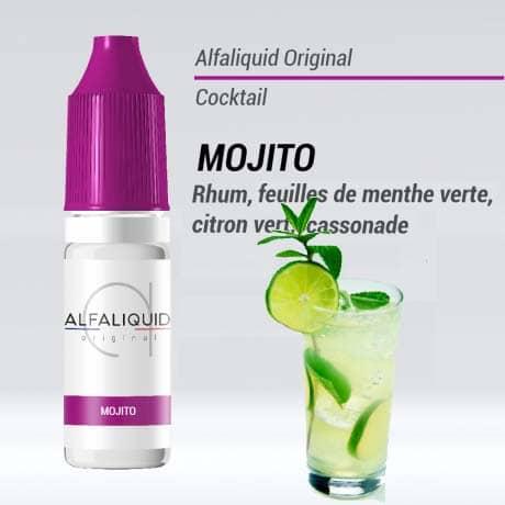 alfaliquid mojito pas cher