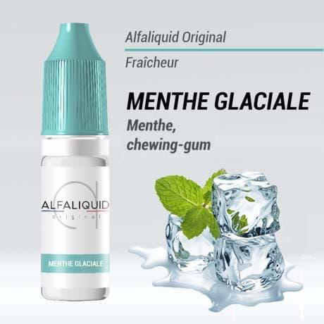 alfaliquid menthe glaciale pas cher