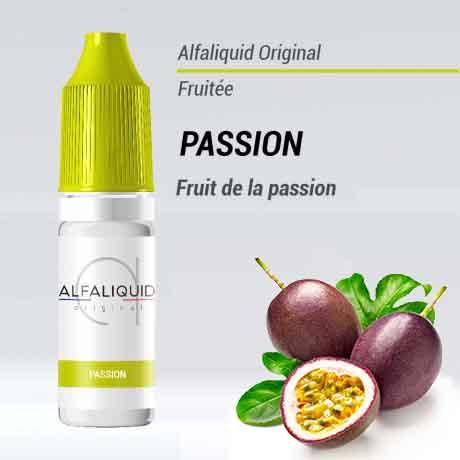 e liquide alfaliquide fruit de la passion pas cher