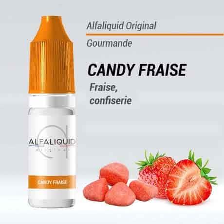 alfaliquid bonbon fraise pas cher