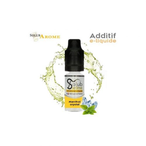 additif e liquide gout menthe pas cher