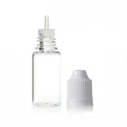 fiole pet transparent 10ml idéale pour vos dripper et atomiseurs
