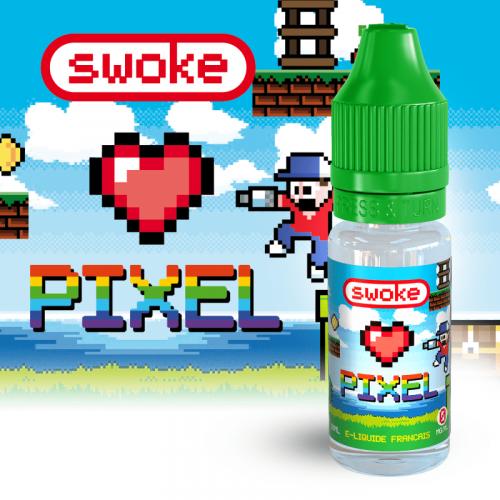 eliquide pixel swoke liquide de cigarette electronique pour vaper