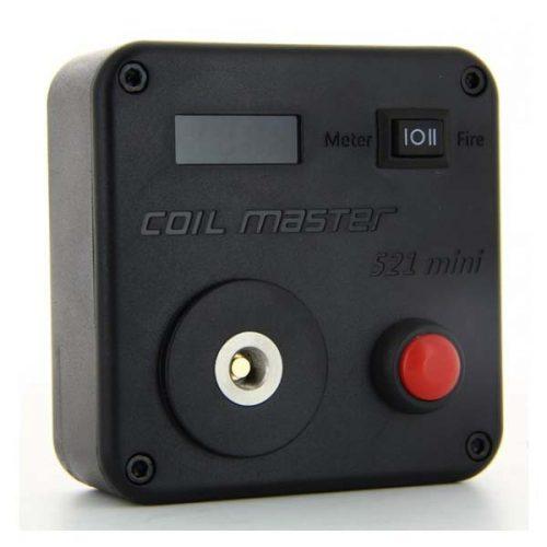 521 tab mini coil master pour atomiseur de vapoteur expert