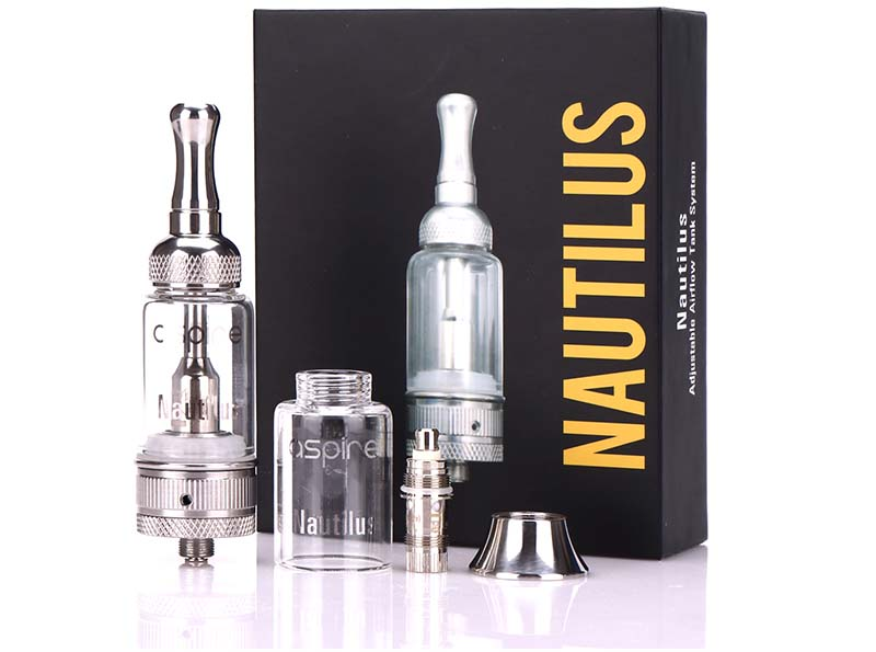 clearomiseur nautilus par aspire