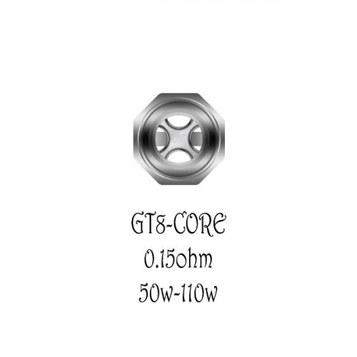 resistance gt8 core vaporesso pour clearomiseur nrg vaporesso