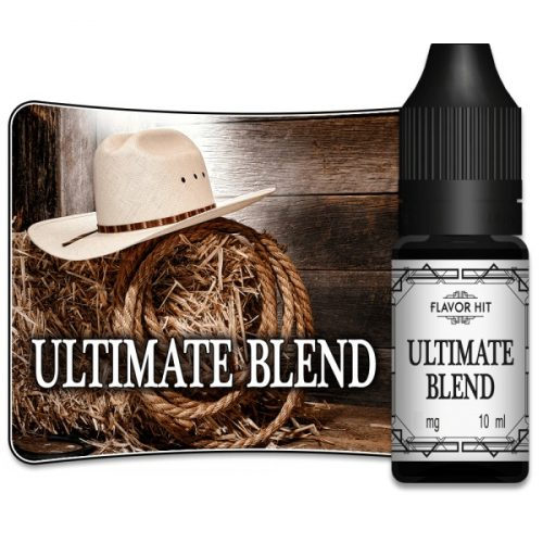 E-Liquide Ultimate Blend par flavor hit