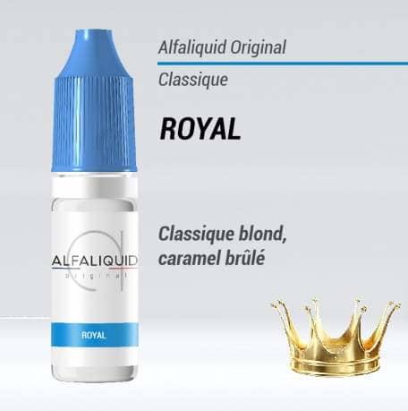 alfaliquid royal pas cher