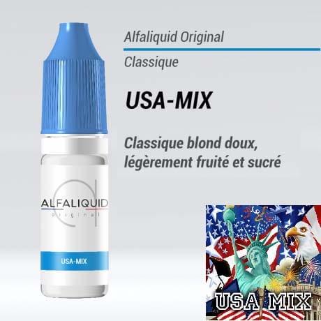 alfaliquid usa mix pas cher