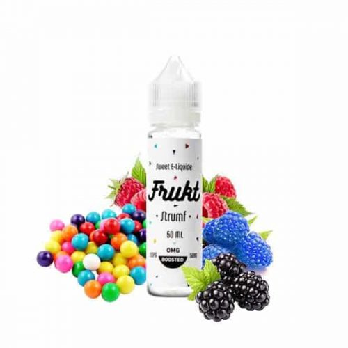 e liquide strumf par frukt 50 ml pas cher