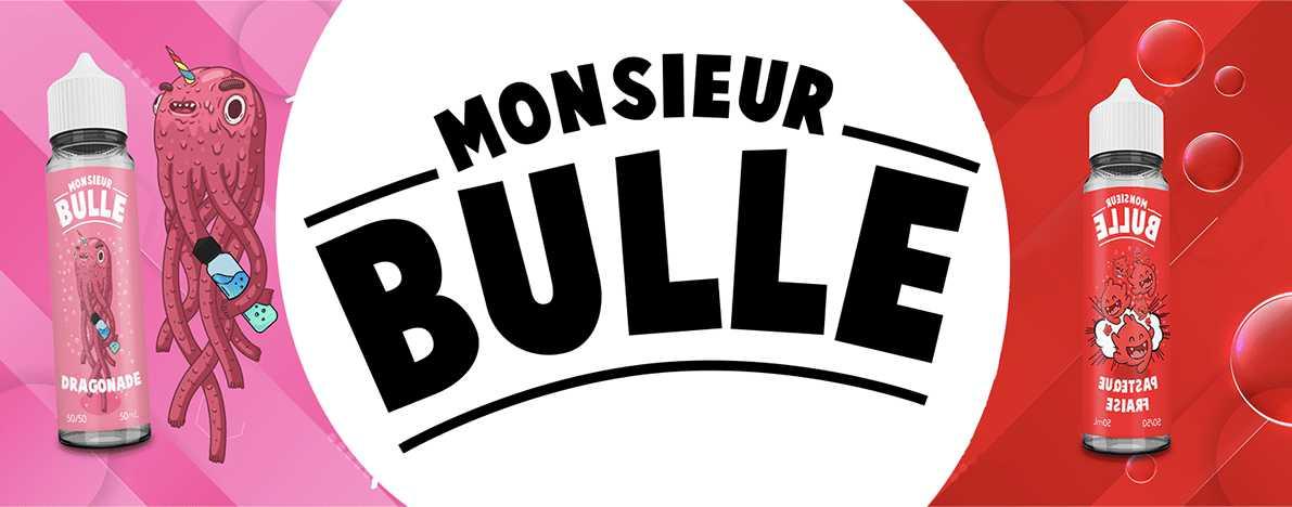 e liquides liquideo Monsieur Bulle