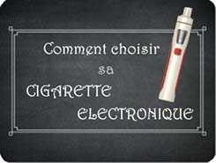 choisir sa cigarette électronique