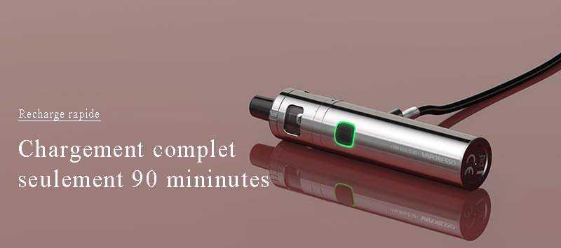 chargement batterie vm solo