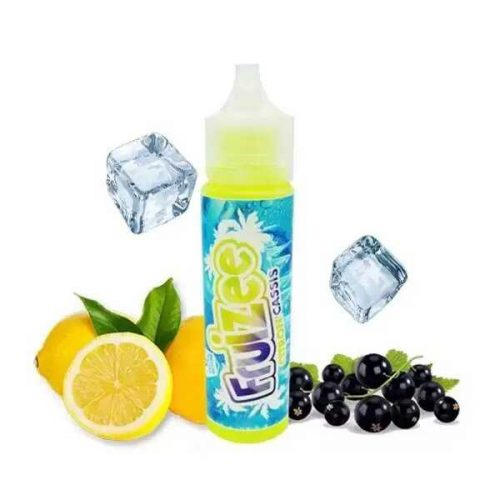 e liquide fruizee citron cassis 50ml