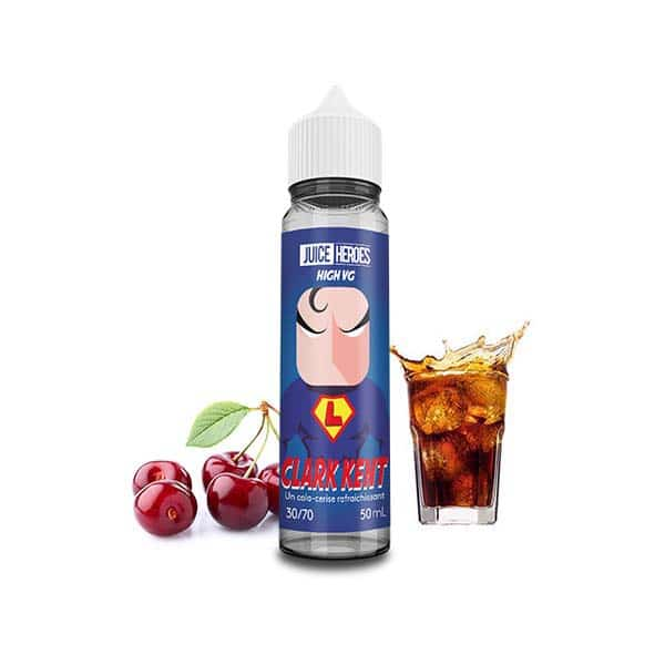 liquideo juice heroe's clark kent 50 ml