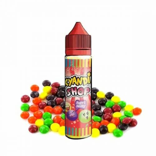 e-liquide bonbon skittles par kyandi shop