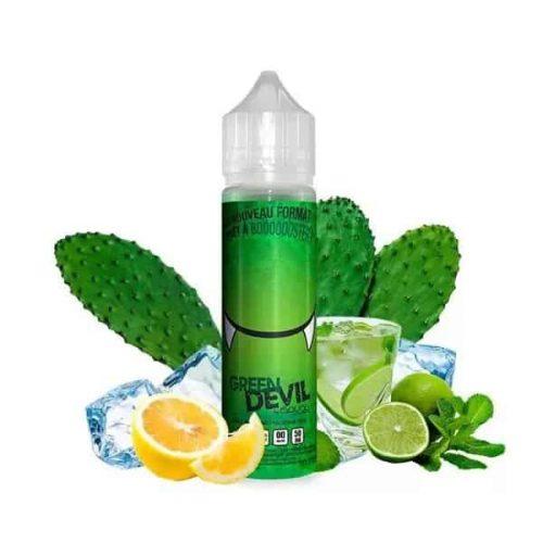 e liquide green devil 50ml avap