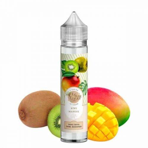 e liquide kiwi mangue 50ml le petit verger par savourea